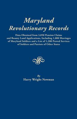 Image for Maryland Revolutionary Records