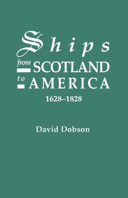 Image for Ships from Scotland to America, 1628-1828