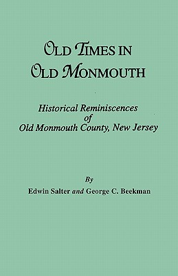 Image for Old Times in Old Monmouth