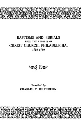 Image for Baptisms and Burials