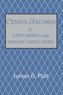 Image for Census Records for Latin America and the Hispanic United States