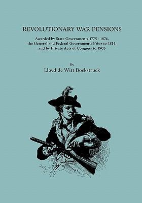 Image for Revolutionary War Pensions