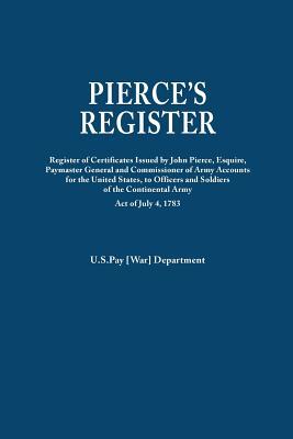 Image for Pierce's Register