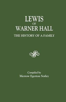 Image for Lewis of Warner Hall