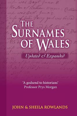 Image for The Surnames of Wales, updated and expanded edition
