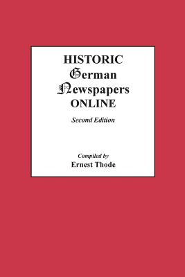 Image for Historic German Newspapers Online, 2nd edition