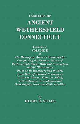 Image for Families of Ancient Wethersfield, Connecticut