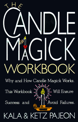Image for The Candle Magick Workbook