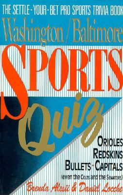 Image for WASHINGTON-BALTIMORE SPORTS QUIZ : ORIOL