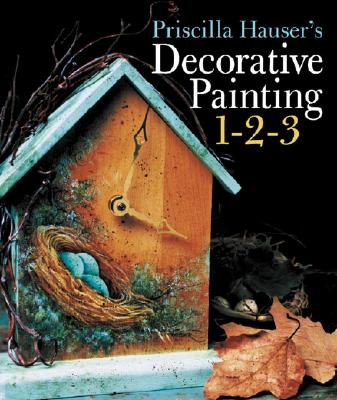 Image for DECORATIVE PAINTING 1-2-3