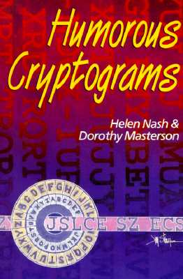 Image for Humorous Cryptograms
