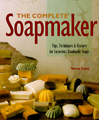 The Complete Soapmaker, Coney, Norma