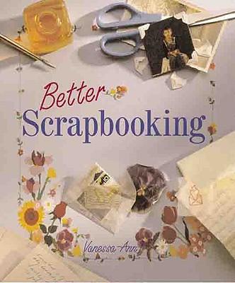 Better Scrapbooking, Vanessa, Vanessa-Ann