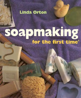 Image for Soapmaking For The First Time