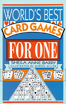Image for WORLD'S BEST CARD GAMES FOR ONE