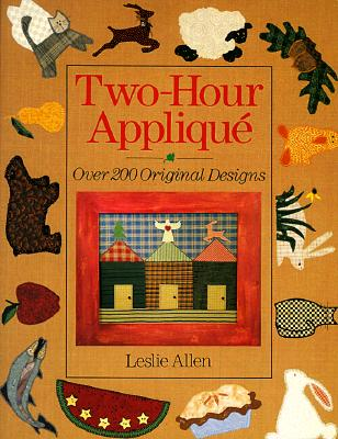 Image for TWO-HOUR APPLIQUE