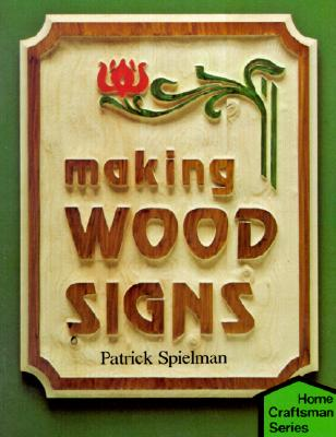 Image for Making Wood Signs