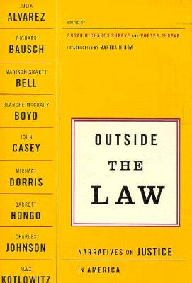 Image for Outside the Law: Narratives on Justice in America