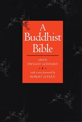 Image for Buddhist Bible