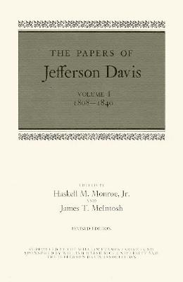 Image for The Papers of Jefferson Davis: 1808?1840