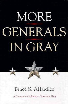 Image for MORE GENERALS IN GRAY
