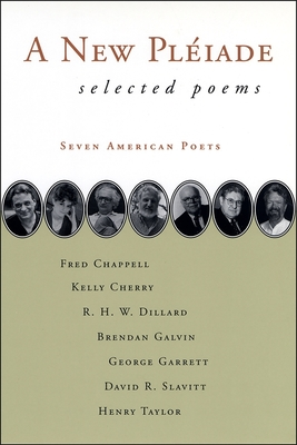 Image for A New Pleiade: Selected Poems (by Seven American Poets)