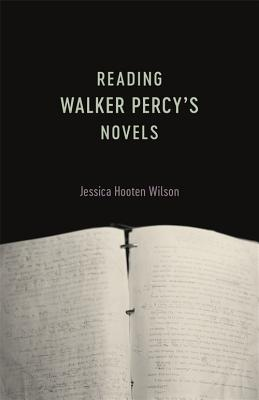 Image for Reading Walker Percy's Novels