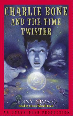 Image for Charlie Bone and the Time Twister (The Children of the Red King, Book 2)