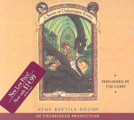 "Image for ""The Reptile Room (A Series of Unfortunate Events, Book 2)"""