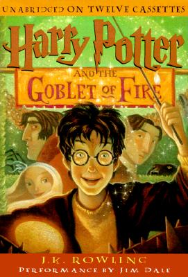 Image for Harry Potter and the Goblet of Fire (Harry Potter, Book 4)