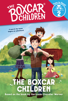 Image for BOXCAR CHILDREN (BOXCAR CHILDREN) (TIME TO READ, LEVEL 2)