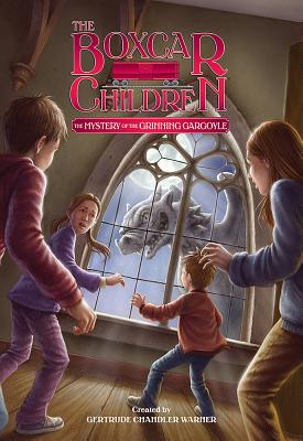 Image for The Mystery of the Grinning Gargoyle (The Boxcar Children Mysteries)