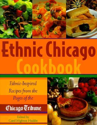 Image for ETHNIC CHICAGO COOKBOOK