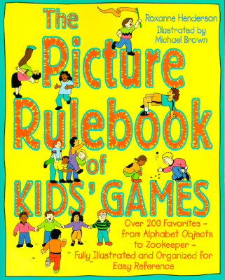 Image for The Picture Rulebook of Kids' Games