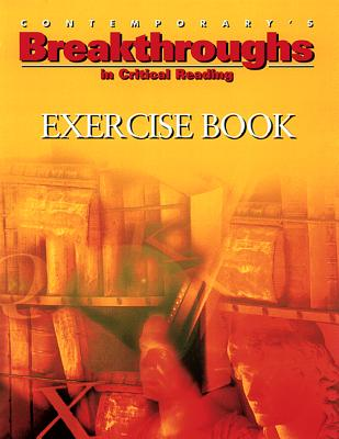 Image for Breakthroughs In Critical Reading, Exercise Book (Breakthroughs Exercise Books)