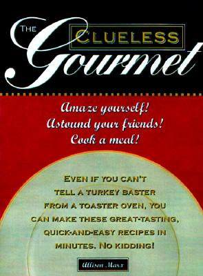 Image for CLUELESS GOURMET
