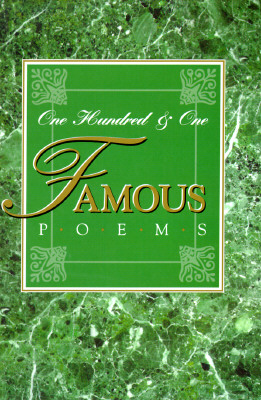 Image for One Hundred & One Famous Poems