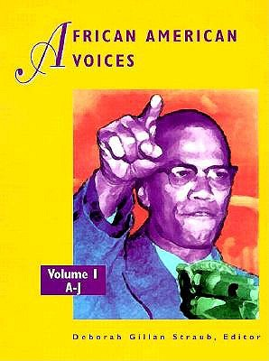 Image for African American Voices (African American Reference Library)