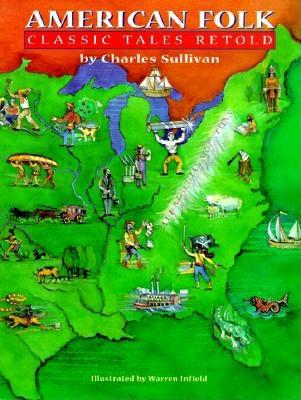Image for American Folk: Classic Tales Retold