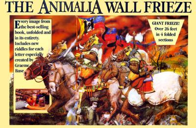 Image for The Animalia Wall Frieze