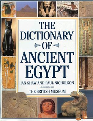 Image for The Dictionary of Ancient Egypt
