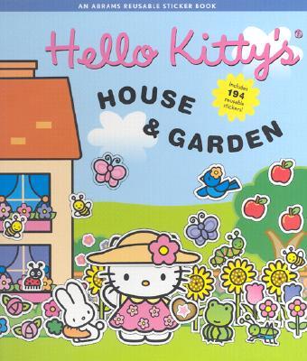 Image for Hello Kitty's House & Garden: Reusable Sticker Book