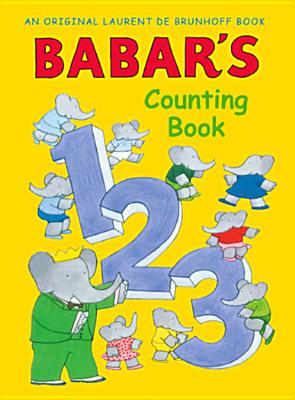 Image for Babar's Counting Book