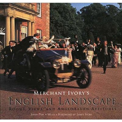 Image for Merchant Ivory's English Landscape: Rooms, Views, and Anglo-Saxon Attitudes