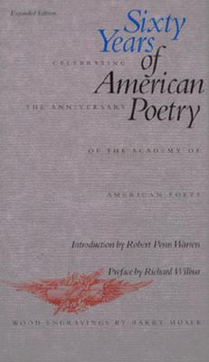 Image for 60 Years of American Poetry