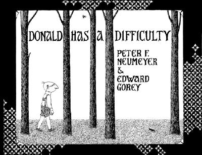 Image for Donald Has a Difficulty