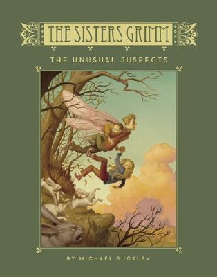 Image for The Unusual Suspects (The Sisters Grimm, Book 2) (Bk.2)