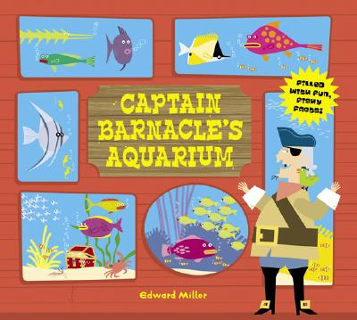 Image for Captain Barnacle's Aquarium: Filled with Fun, Fishy Facts!