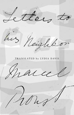 Image for Letters to His Neighbor