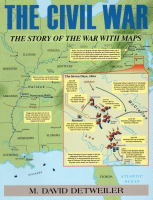 Image for The Civil War: The Story of the War with Maps